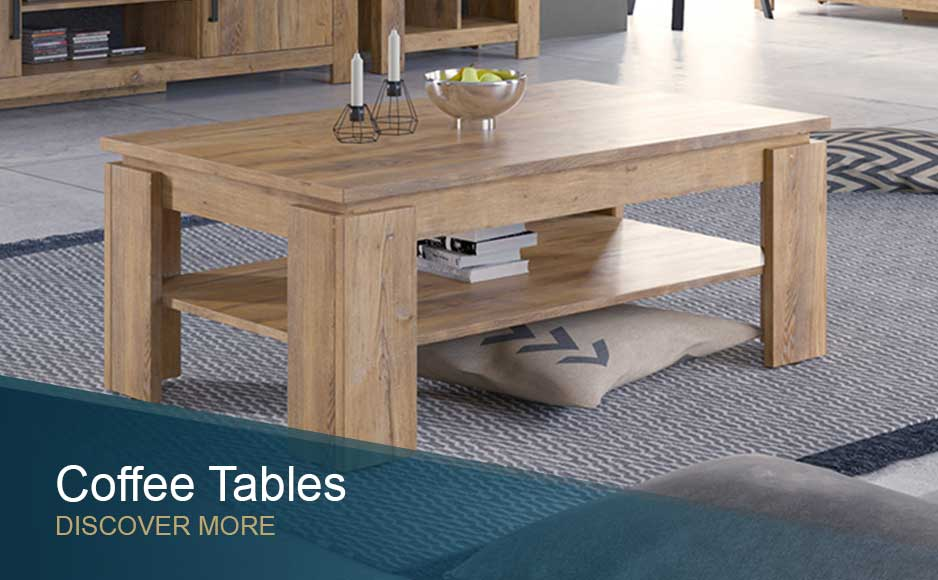 Discover Coffee Tables